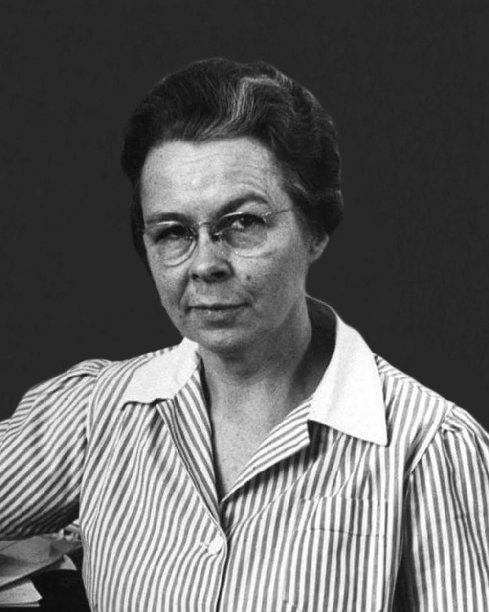 Blodgett Katharine Burr B